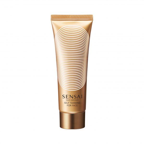 Sensai Silky Bronze – Self Tanning for Face